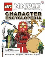bookcover of LEGO NINJAGO CHARACTER ENCYCLOPEDIA