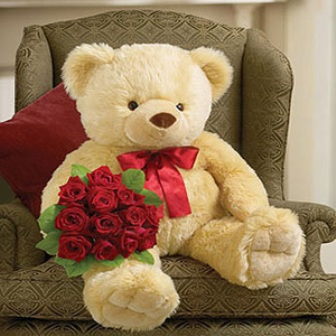 Touch My Heart 10 Cute Teddy Bear Images Collection Bears With Hearts And