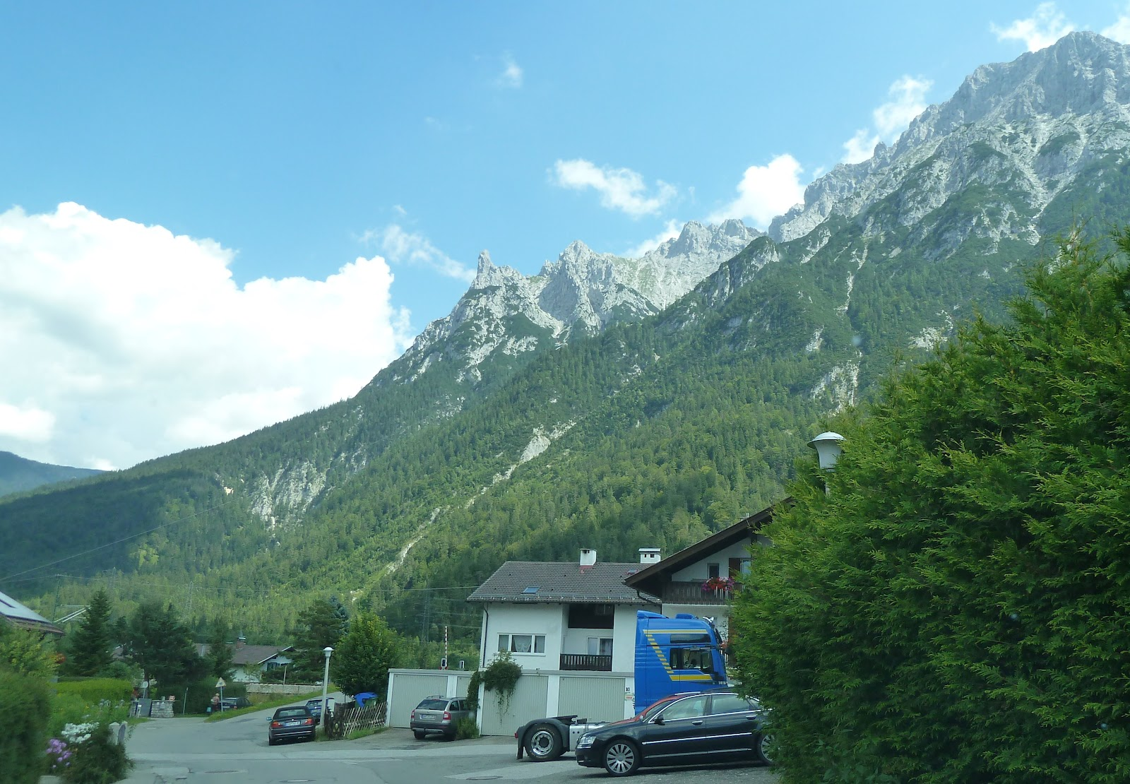 Day 3: Karwendel - Hiking in Bavaria and Austria