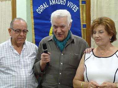 Guille, Chilo y Marisol