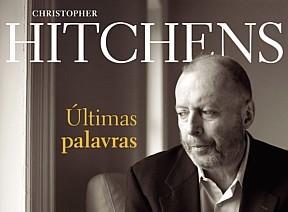 """Capa do livro """"Ultimas Palavras"""", de Christopher Hitchens"""