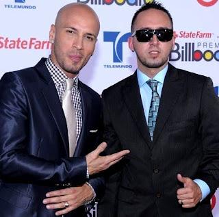 Alexis y Fido en Billboard 2012