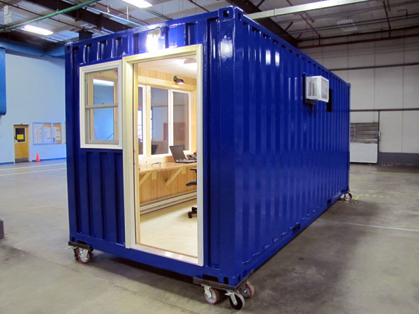 Shipping Container Homes: SnapSpace Solutions, Brewer, Maine ...