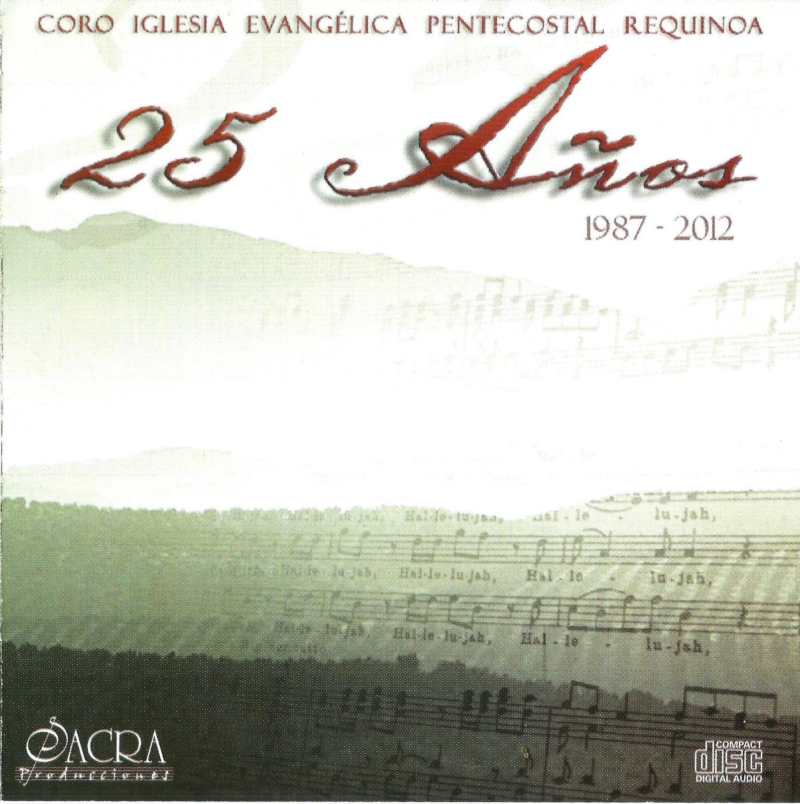 Coro IEP Requínoa-25 Años-