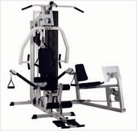 Home Exercise Fitness Equipment
