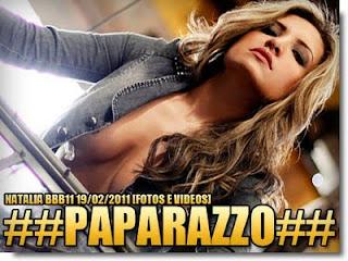 Paparazzo Natália Castro (BBB11) Fevereiro 2011