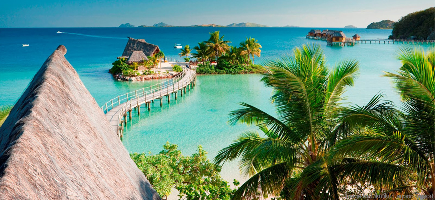 Likuliku Lagoon Resort, Fiji Islands