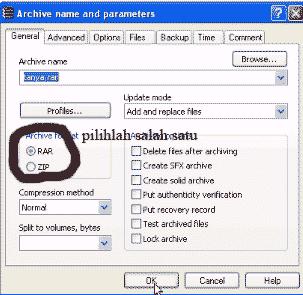 kompress file
