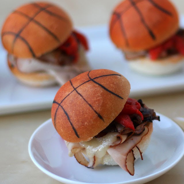 Basketball snack ideas