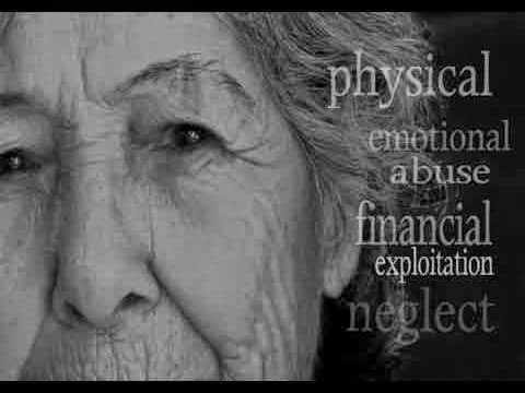 Abuse of elder person