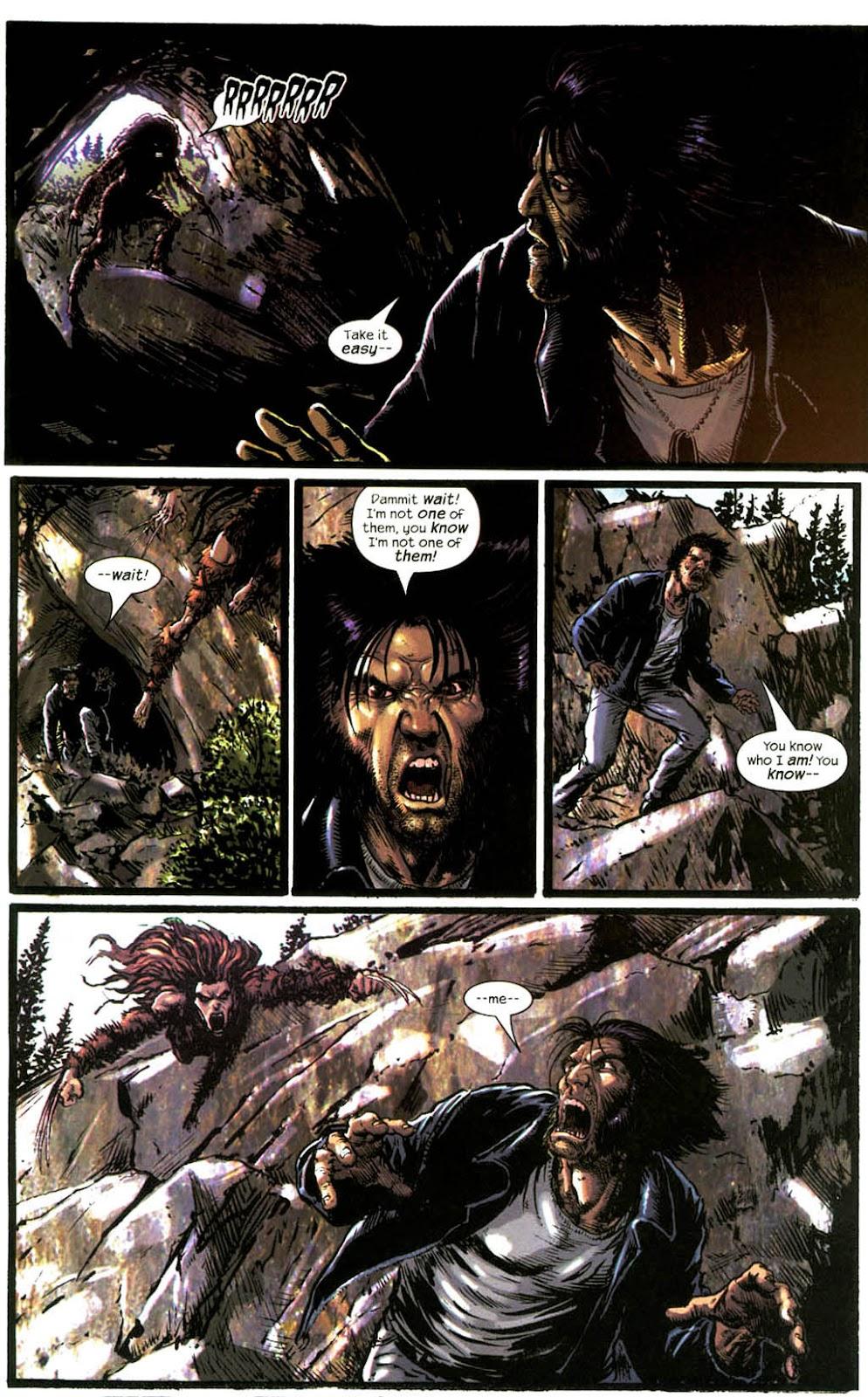 Read online Wolverine (2003) comic -  Issue #14 - 20