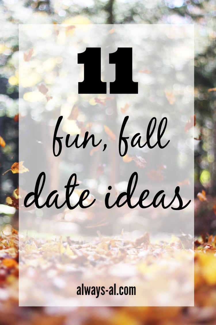 11 fun fall date ideas