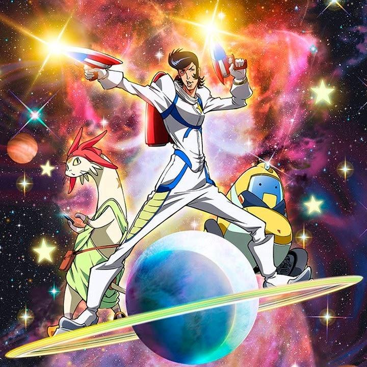 [ Info-Anime ] Musim Kedua Anime Space Dandy Akan Tayang di Bulan Juli