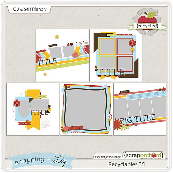 http://scraporchard.com/market/Recyclables-35-Digital-Scrapbook-Templates.html