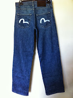 rare evisu jeans size 34 RM149..best price!!