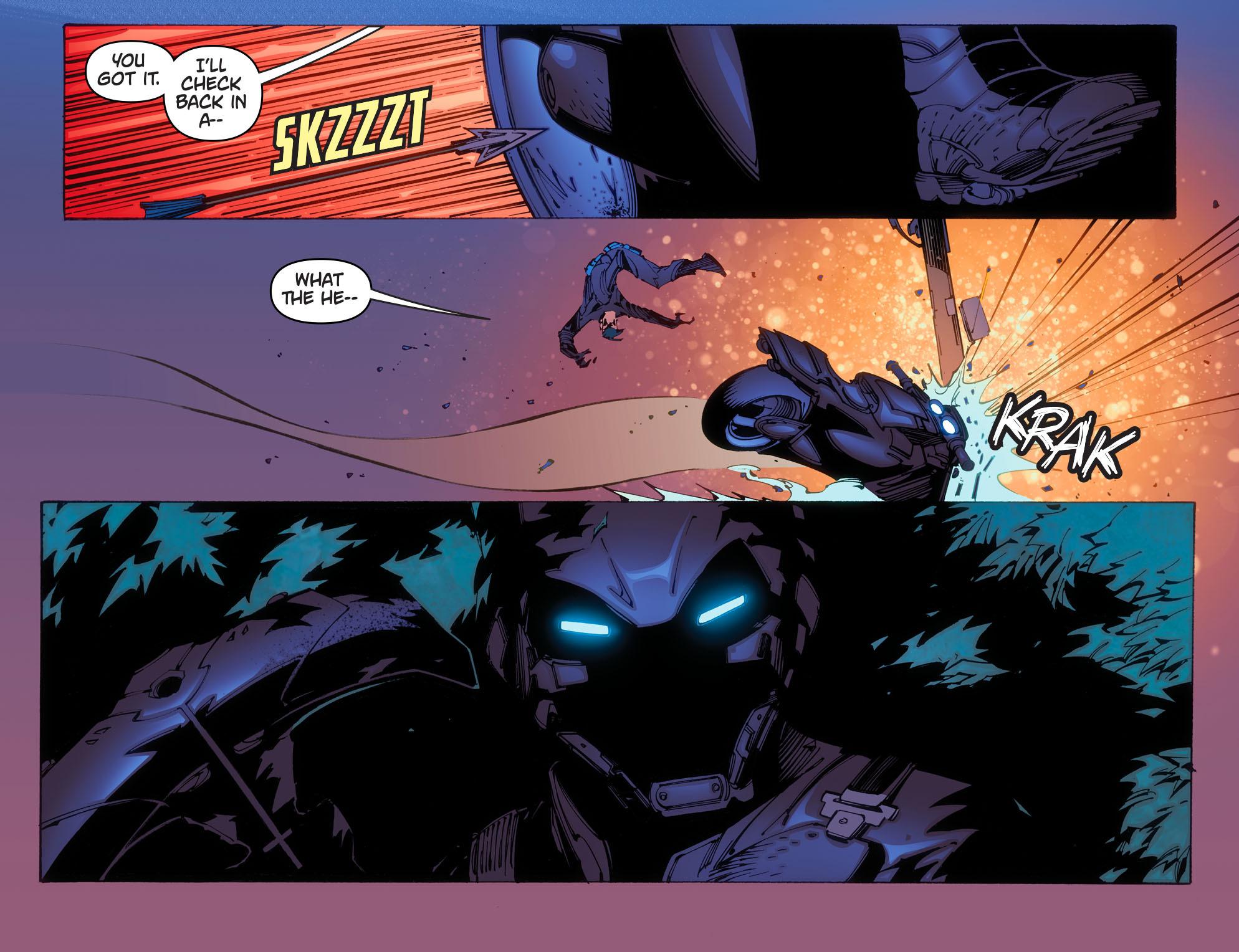 Batman: Arkham Knight [I] Issue #24 #26 - English 20