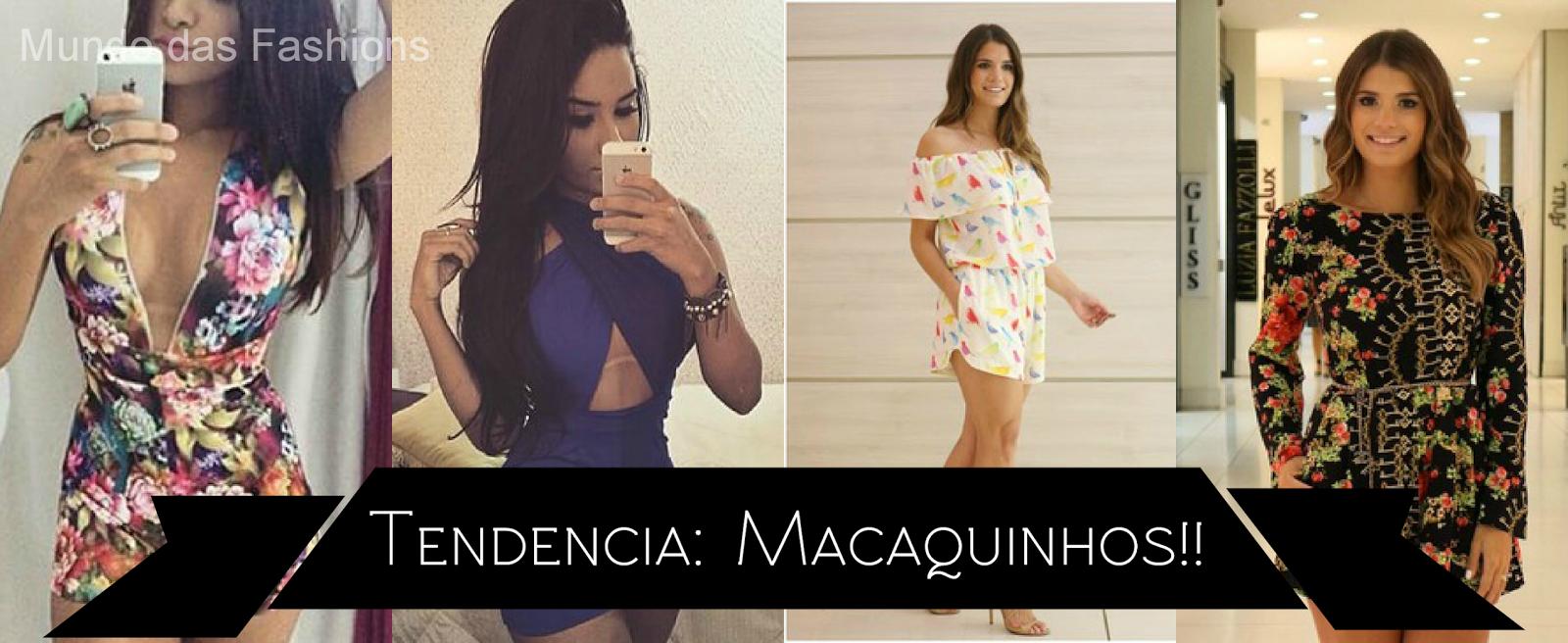 #tendencia,#macaquinhos,#tendenciamacaquinhos,#estaemalta