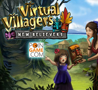 Virtual Villagers 5 New Believers Full