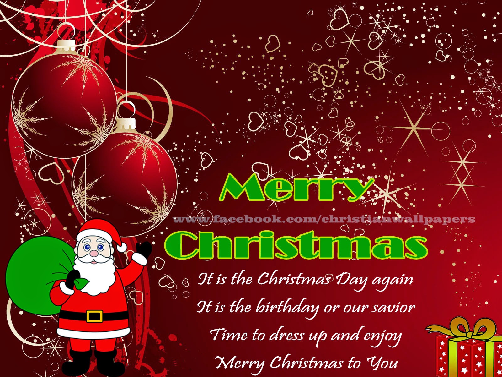 Download hd christmas new year 2018 bible verse greetings card merry christmas greetings card m4hsunfo Image collections