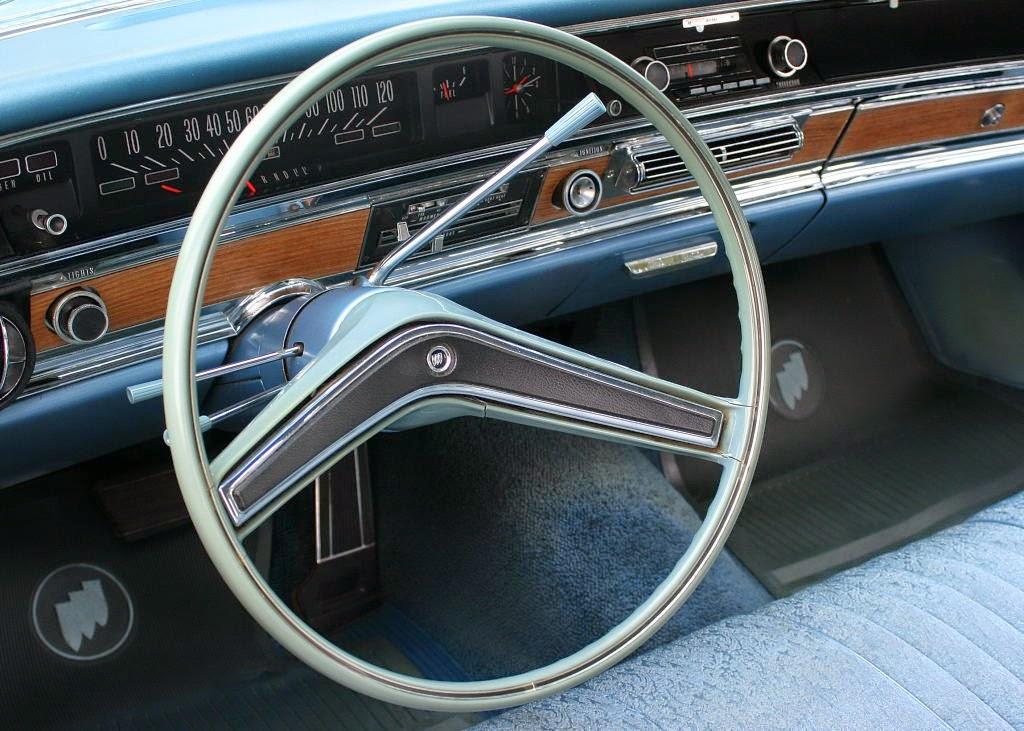 All American Classic Cars: 1966 Buick Electra 225 4-Door Sedan