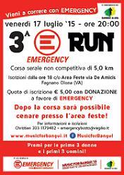 emergency run