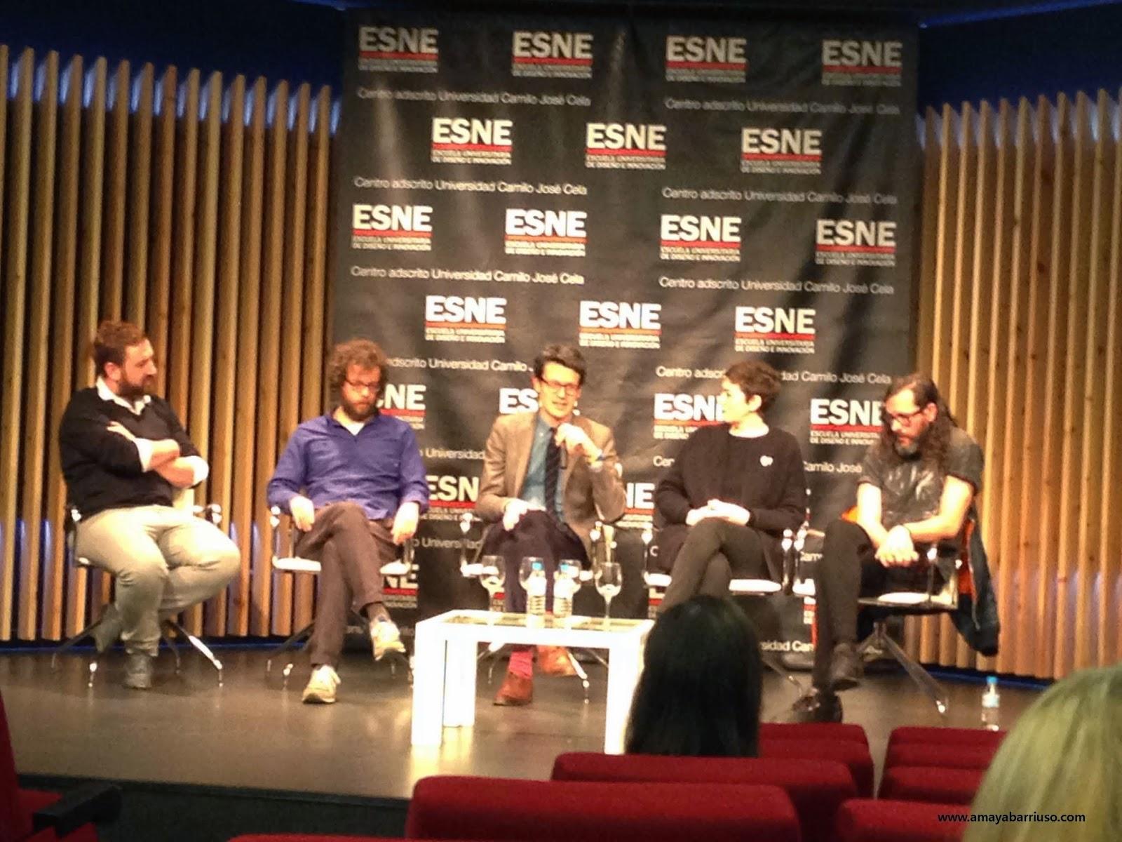 Jornadas internacionalización moda española_ESNE