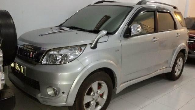 Jual Toyota Rush G Lux MT