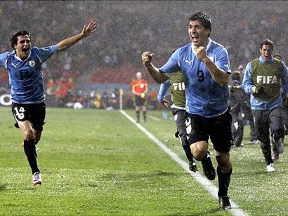 Italia vs Uruguay