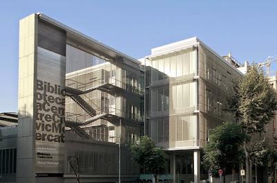 Biblioteca Sagrada Família de Barcelona
