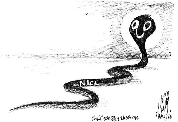 The News Cartoon-1 20-8-2011