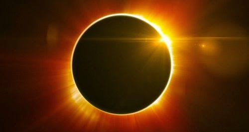 éclipser كسوف الشمس