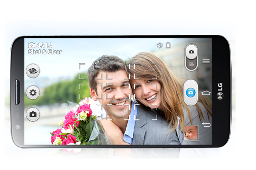 Cámara stock del LG G2 para ROM's AOSP