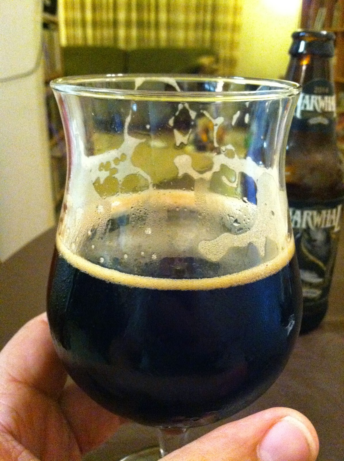 Sierra Nevada Narwhal Imperial Stout 2