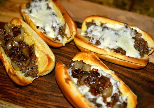 A Southern Soul | Cheese Steak