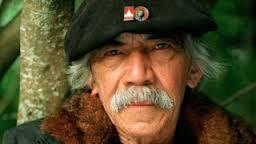 Ralph Hotere - New Zealand Maori artist