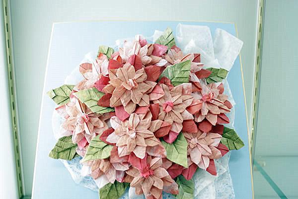 wisata origami bunga