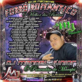 CD FORRÓ ROMANTICO O MELHOR DOS BOTECOS