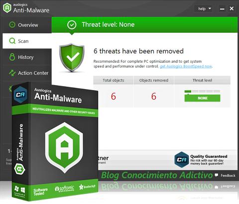 register auslogics anti-malware license key