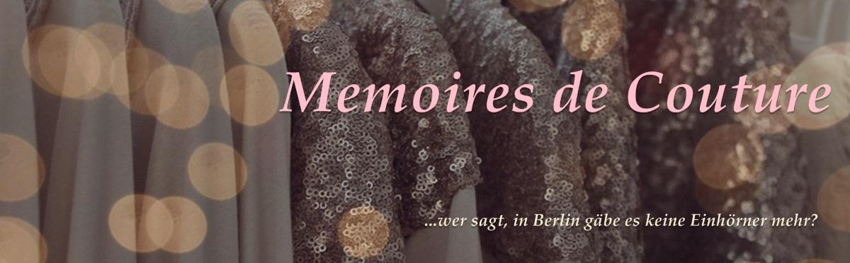 Memoires de Couture Δ