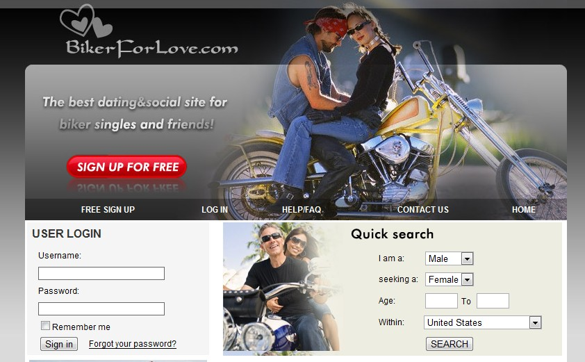 bikers dating personals