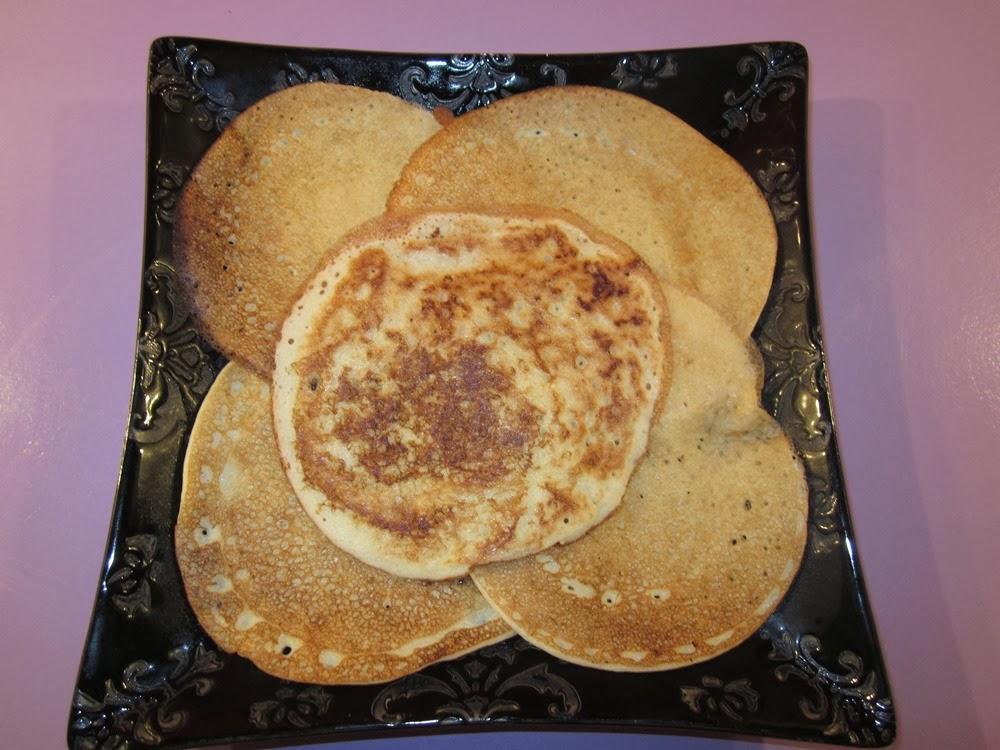 Pâte à crêpes sans gluten et sans lactose