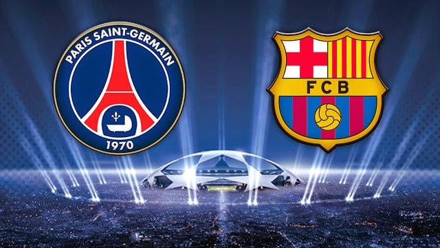 KOLEKSIKOMIK853 : Jelang PSG vs Barcelona