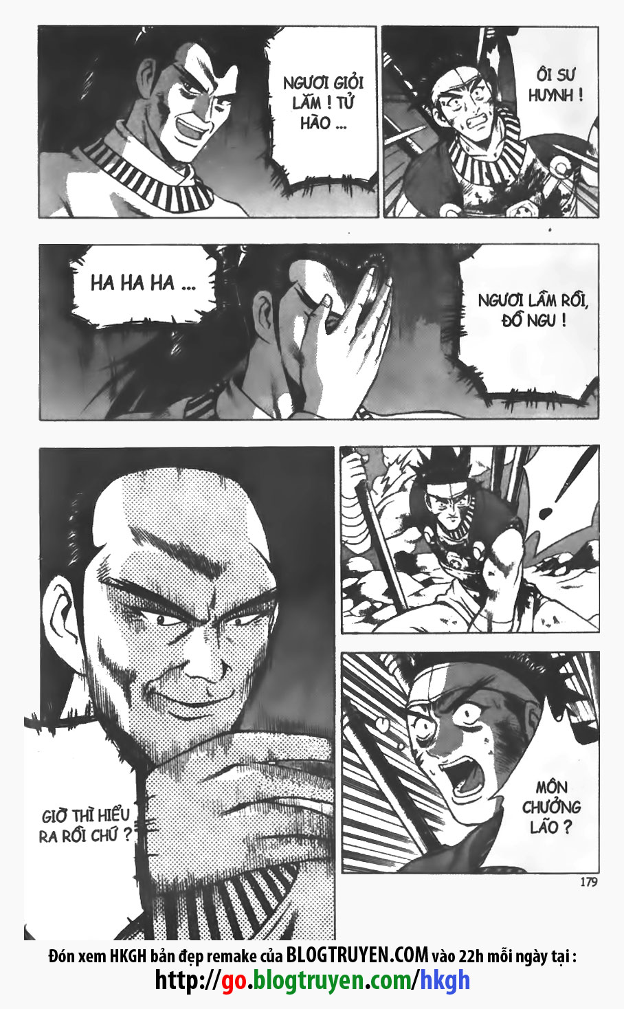 Hiệp Khách Giang Hồ chap 130 page 25 - IZTruyenTranh.com