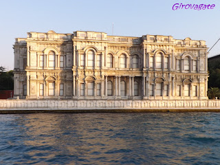gita Bosforo Istanbul Palazzo Beylerbeyi