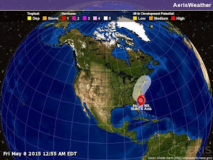 Tormenta Subtropical Ana