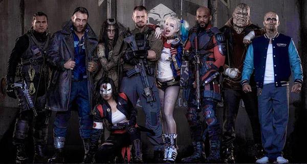 El Escuadrón Suicida de Warner / DC