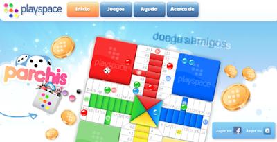 PlaySpace, juegos online