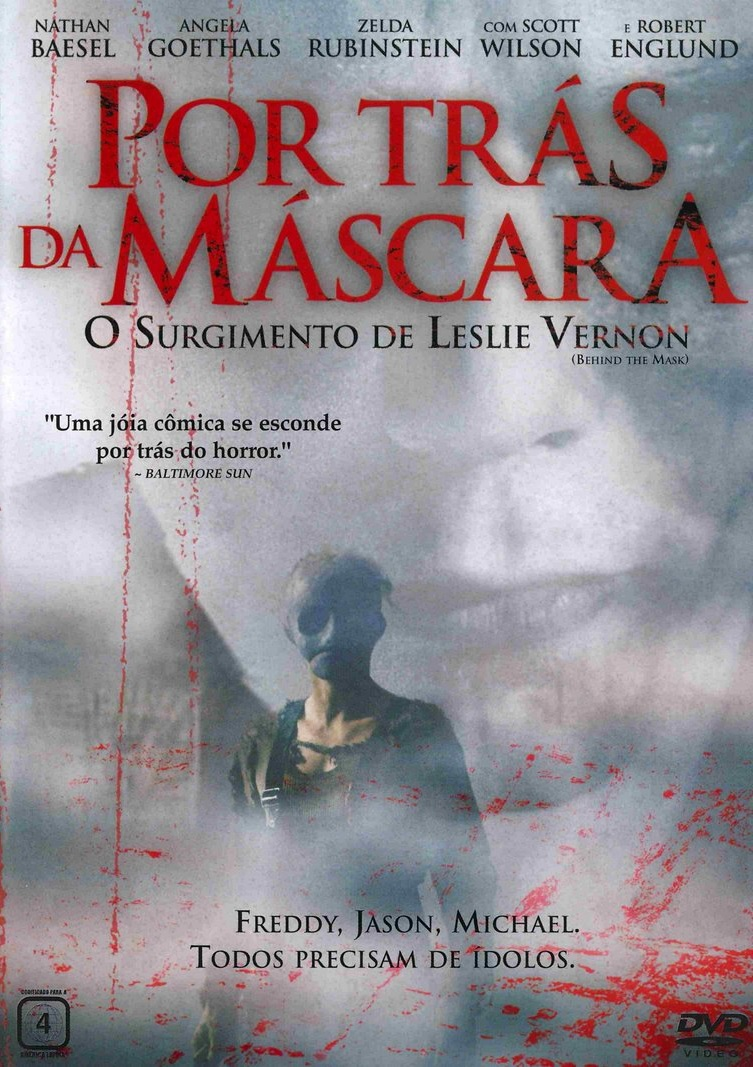 Por Trás da Máscara: O Surgimento de Leslie Vernon – Dublado (2006)