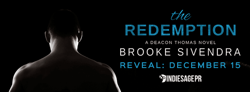 The Redemption Cover Reveal