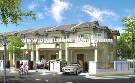 Tropicana terrace apartment for Terrace 9 penang